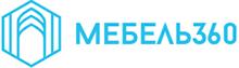 Логотип Мебель 360 Керчь